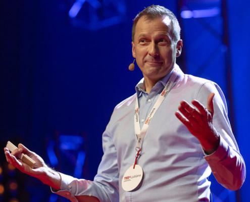 Emil Marinšek TEDx govor