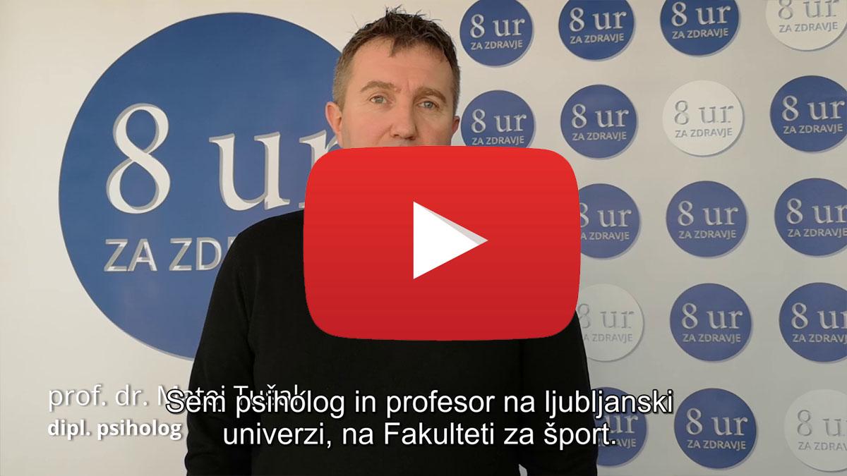 Video vabilo Mateja Tuška